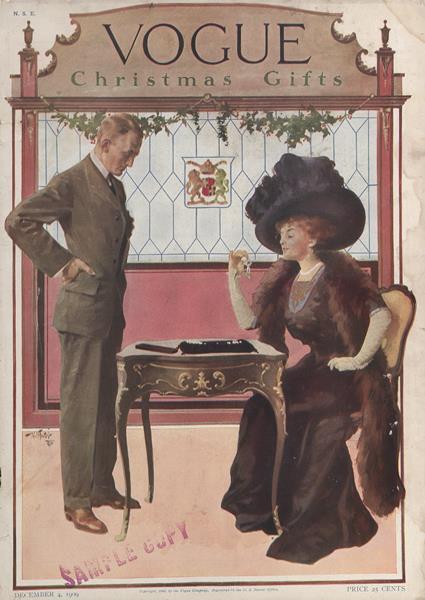 Issue: - December 4 1909 | Vogue