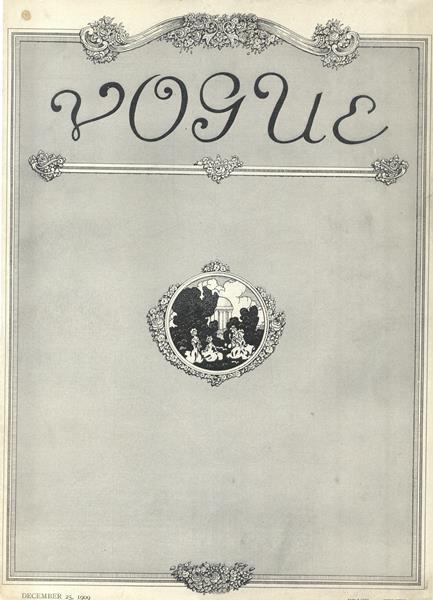 Issue: - December 25 1909 | Vogue