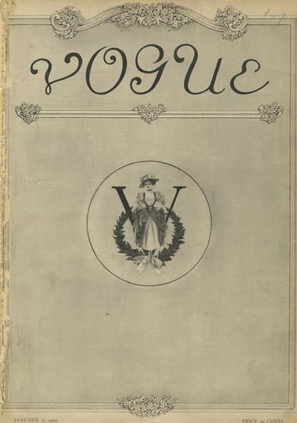 Issue: - January 1 1910 | Vogue
