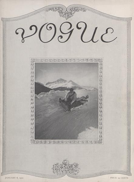 Issue: - January 8 1910 | Vogue
