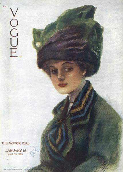 Issue: - January 15 1910 | Vogue