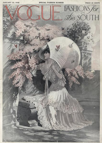 Issue: - January 22 1910 | Vogue