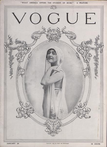 Issue: - January 29 1910 | Vogue