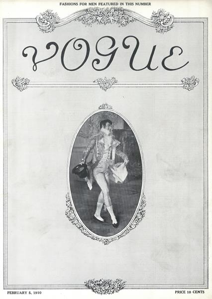 Issue: - February 5 1910 | Vogue