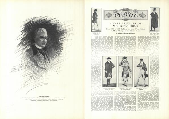 A Half Century of Men's Fashions