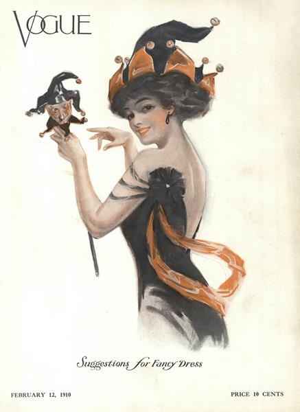 Issue: - February 12 1910 | Vogue