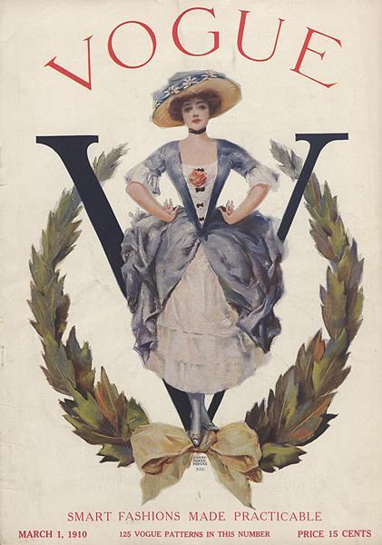 Issue: - March 1 1910 | Vogue