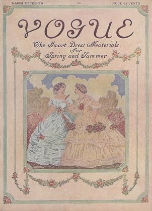 Cover for the March 15 1910 issue