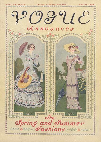 Issue: - April 15 1910 | Vogue