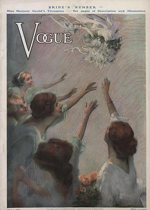 Cover for the May 1 1910 issue