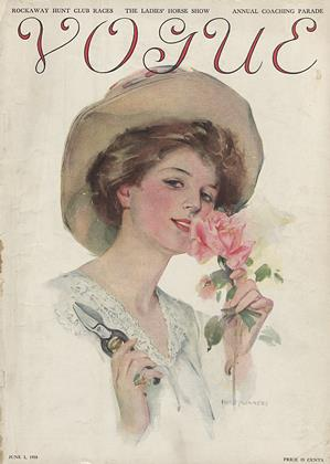 Cover for the June 1 1910 issue