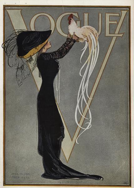 Issue: - July 15 1910 | Vogue