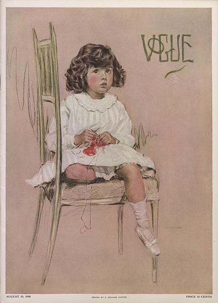 Issue: - August 15 1910 | Vogue