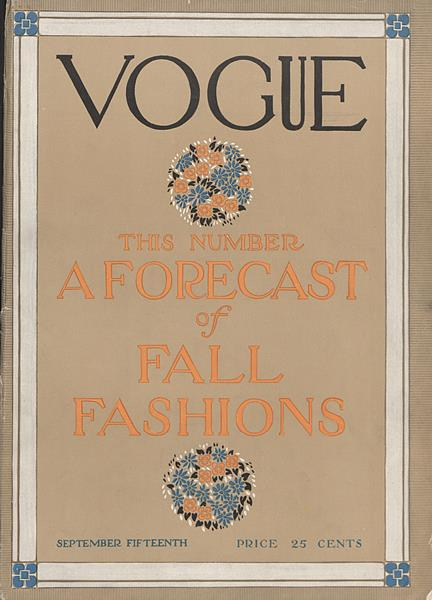 Issue: - September 15 1910 | Vogue