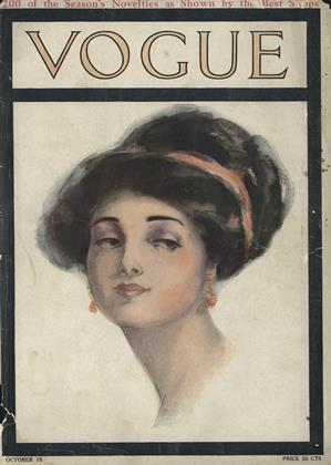 Cover for the October 15 1910 issue