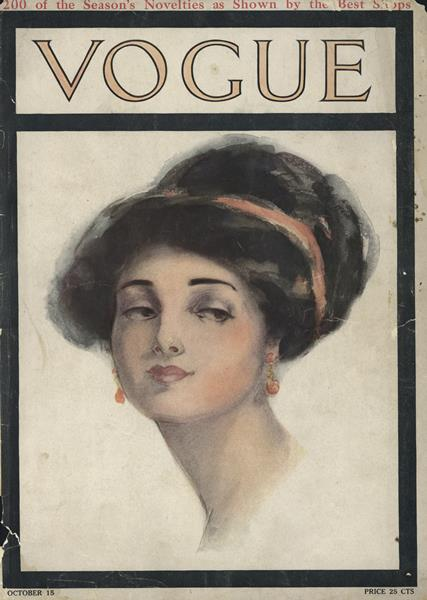 Issue: - October 15 1910 | Vogue