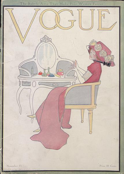 Issue: - November 15 1910   Vogue