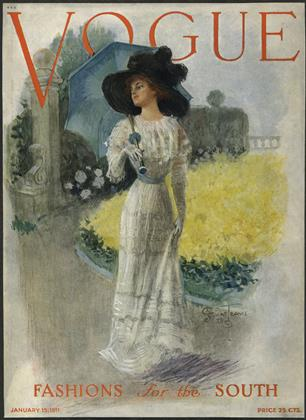 Cover for the January 15 1911 issue