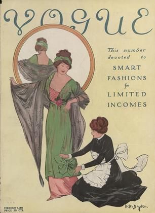 Cover for the February 1 1911 issue