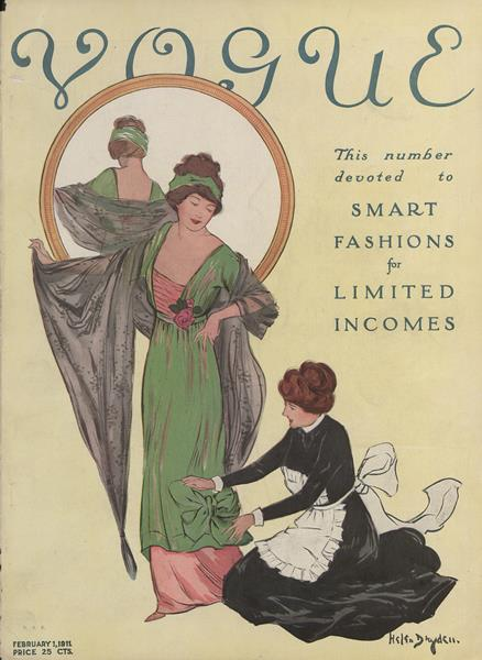 Issue: - February 1 1911 | Vogue