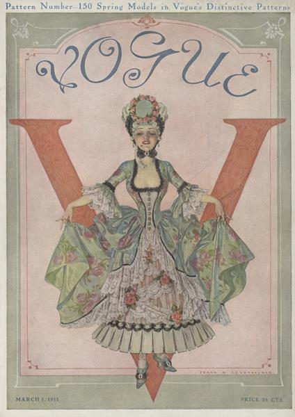 Issue: - March 1 1911 | Vogue