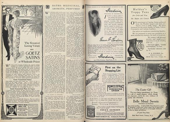 Baths: Medicinal, Aromatic, Perfumed