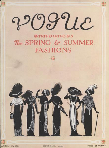 Issue: - April 15 1911 | Vogue