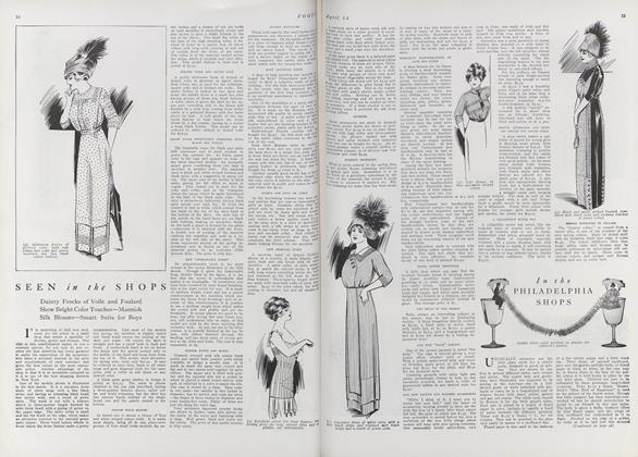 Article Preview: , April 15 1911 | Vogue
