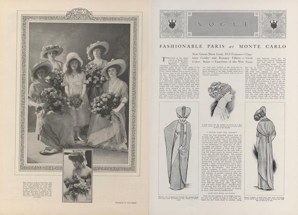Fashionable Paris at Monte Carlo