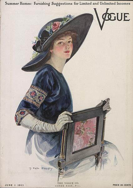 Issue: - June 1 1911   Vogue