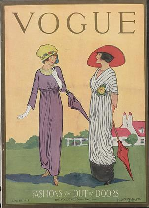 Cover for the June 15 1911 issue