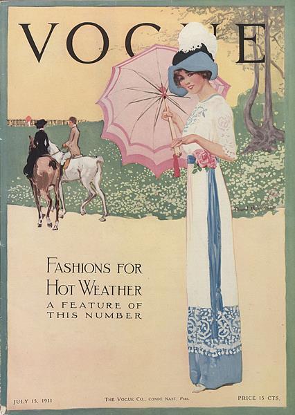 Issue: - July 15 1911 | Vogue