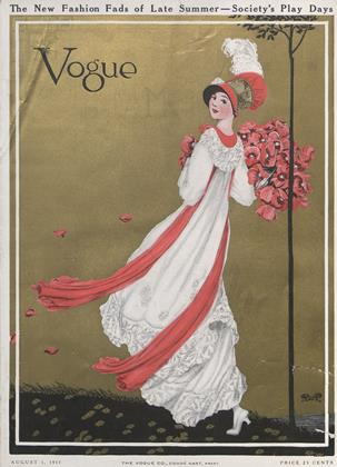Cover for the August 1 1911 issue