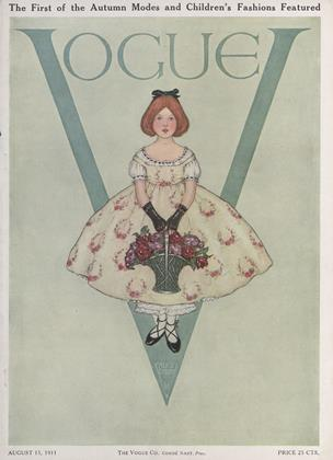 Cover for the August 15 1911 issue
