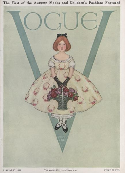 Issue: - August 15 1911 | Vogue