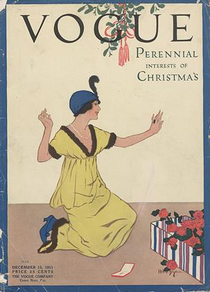 Cover for the December 15 1911 issue