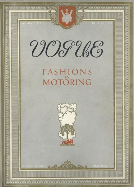 Issue: - January 1 1912 | Vogue