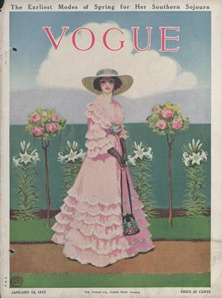 Cover for the January 15 1912 issue