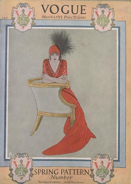 Issue: - March 1 1912 | Vogue