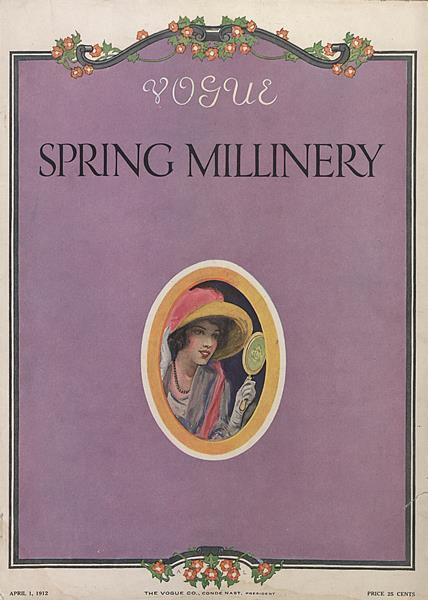 Issue: - April 1 1912 | Vogue