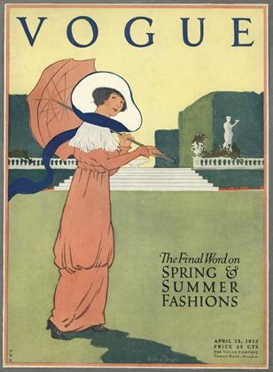 Cover for the April 15 1912 issue