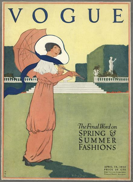 Issue: - April 15 1912 | Vogue