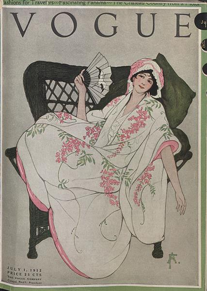 Issue: - July 1 1912 | Vogue