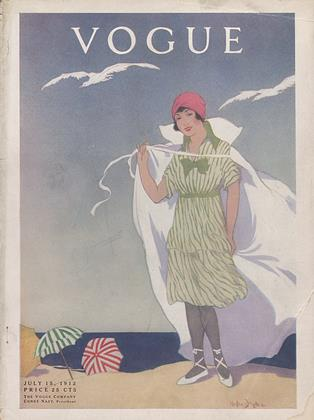 Cover for the July 15 1912 issue