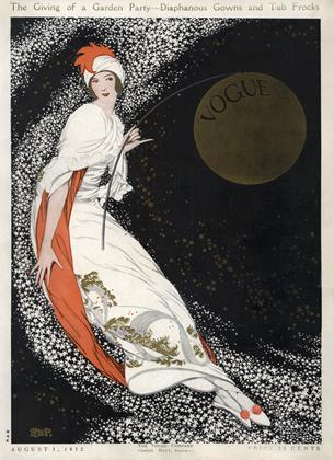 Cover for the August 1 1912 issue