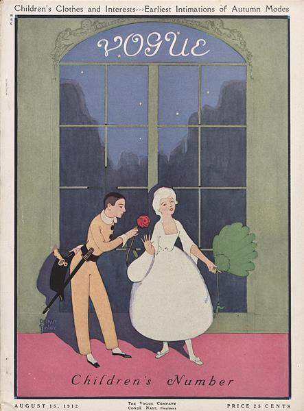 Issue: - August 15 1912   Vogue