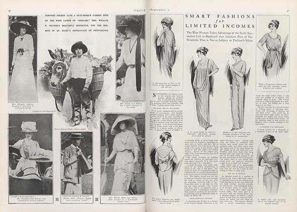 Smart Fashions for Limited Incomes