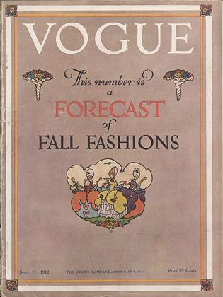 Cover for the September 15 1912 issue