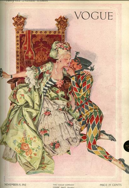 Issue: - November 15 1912 | Vogue