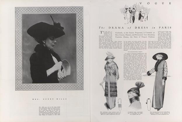 The Drama of Dress in Paris